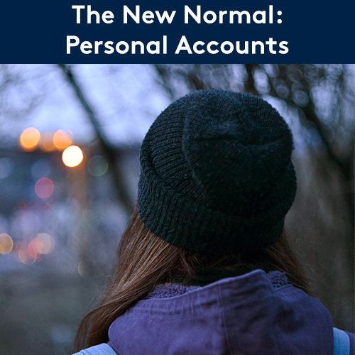 Personal accounts