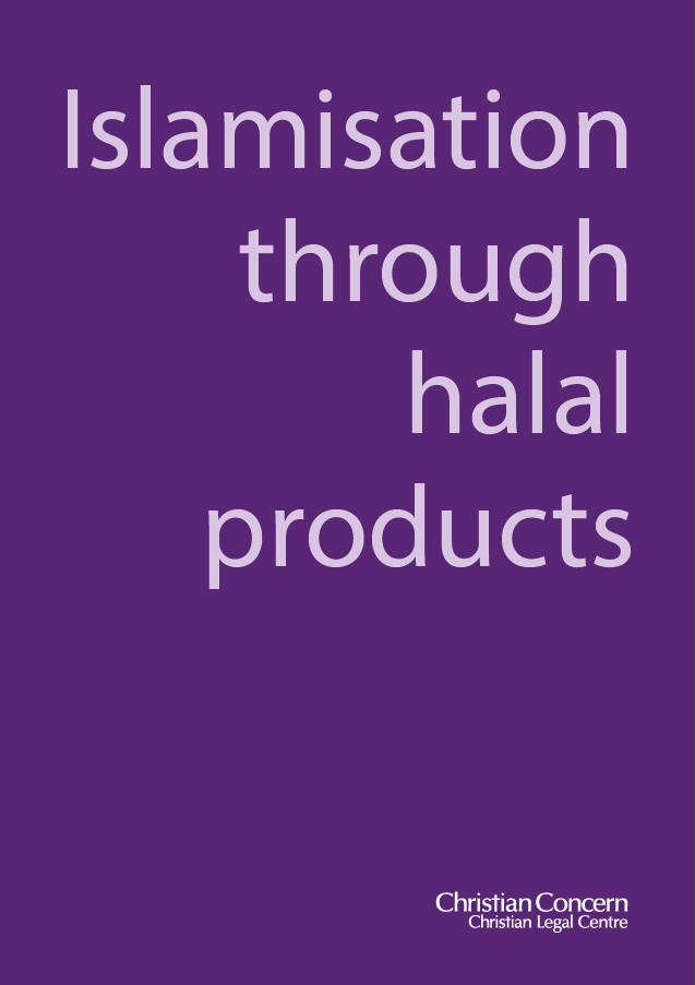 Islamisation through halal products