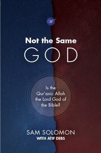 Not the Same God