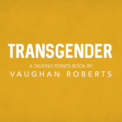 Vaughan Roberts' Transgender logo