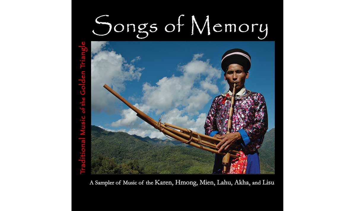 Songs of Memory - CD