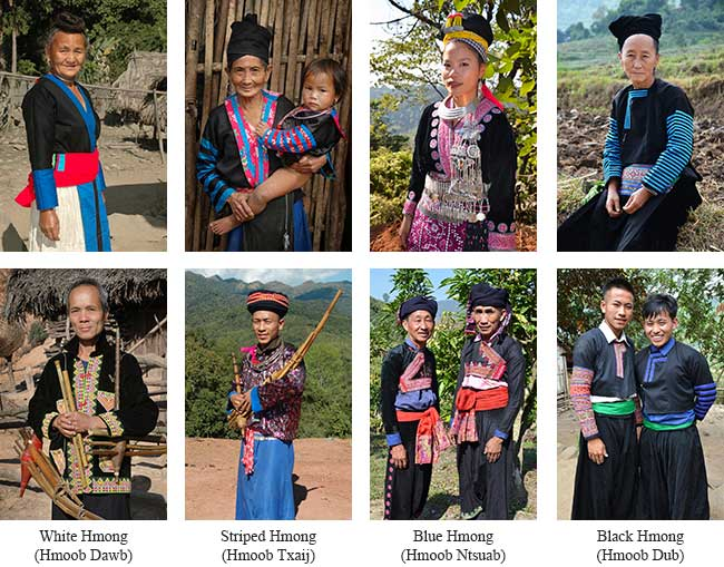 Hmong Threads of Life