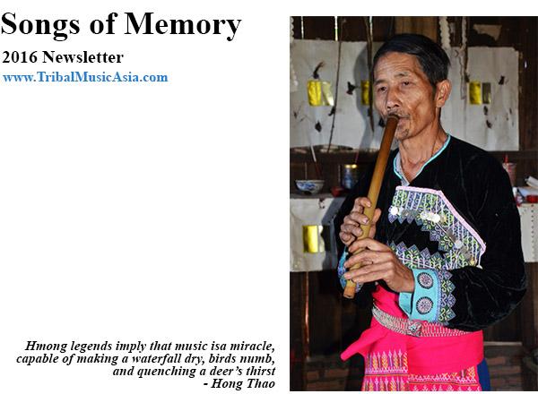 Songs of Memory