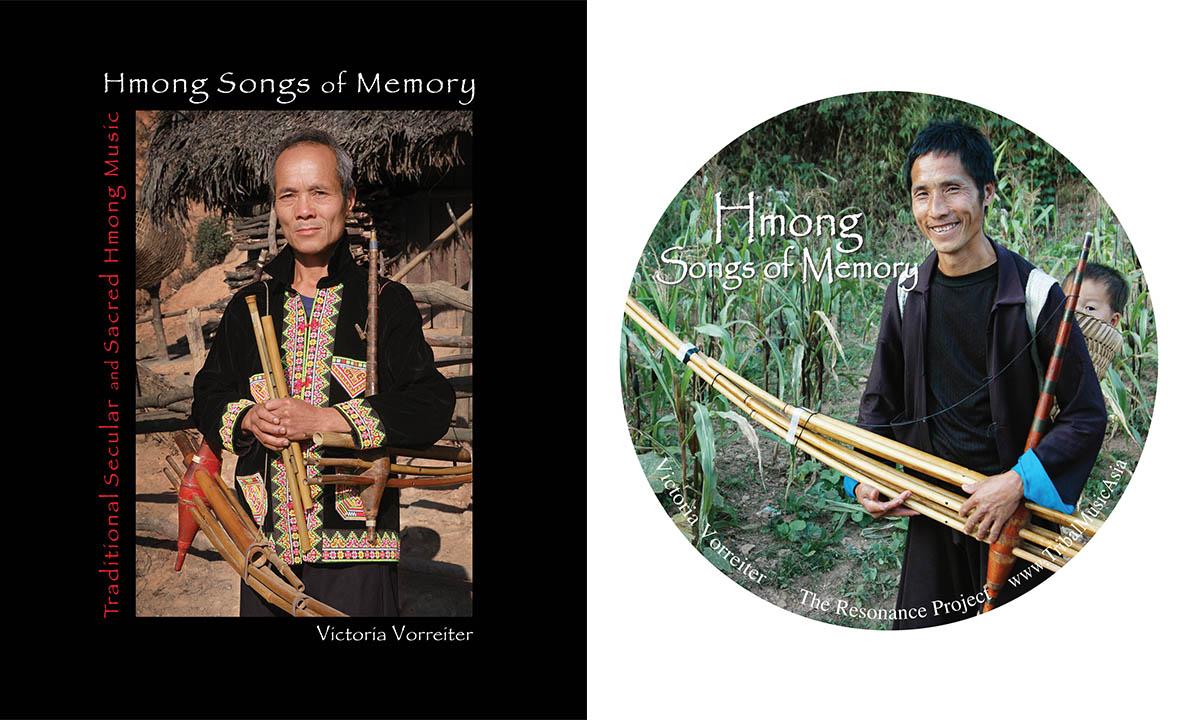 Hmong Songs of Memory CD