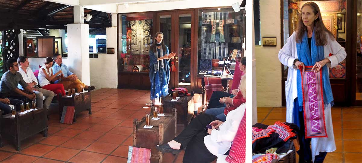 Hmong Songs of Memory Curator Walks