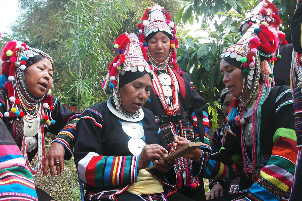 Hmong Songs of Memory