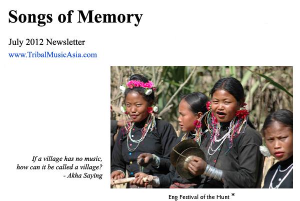 Tribal Music Asia