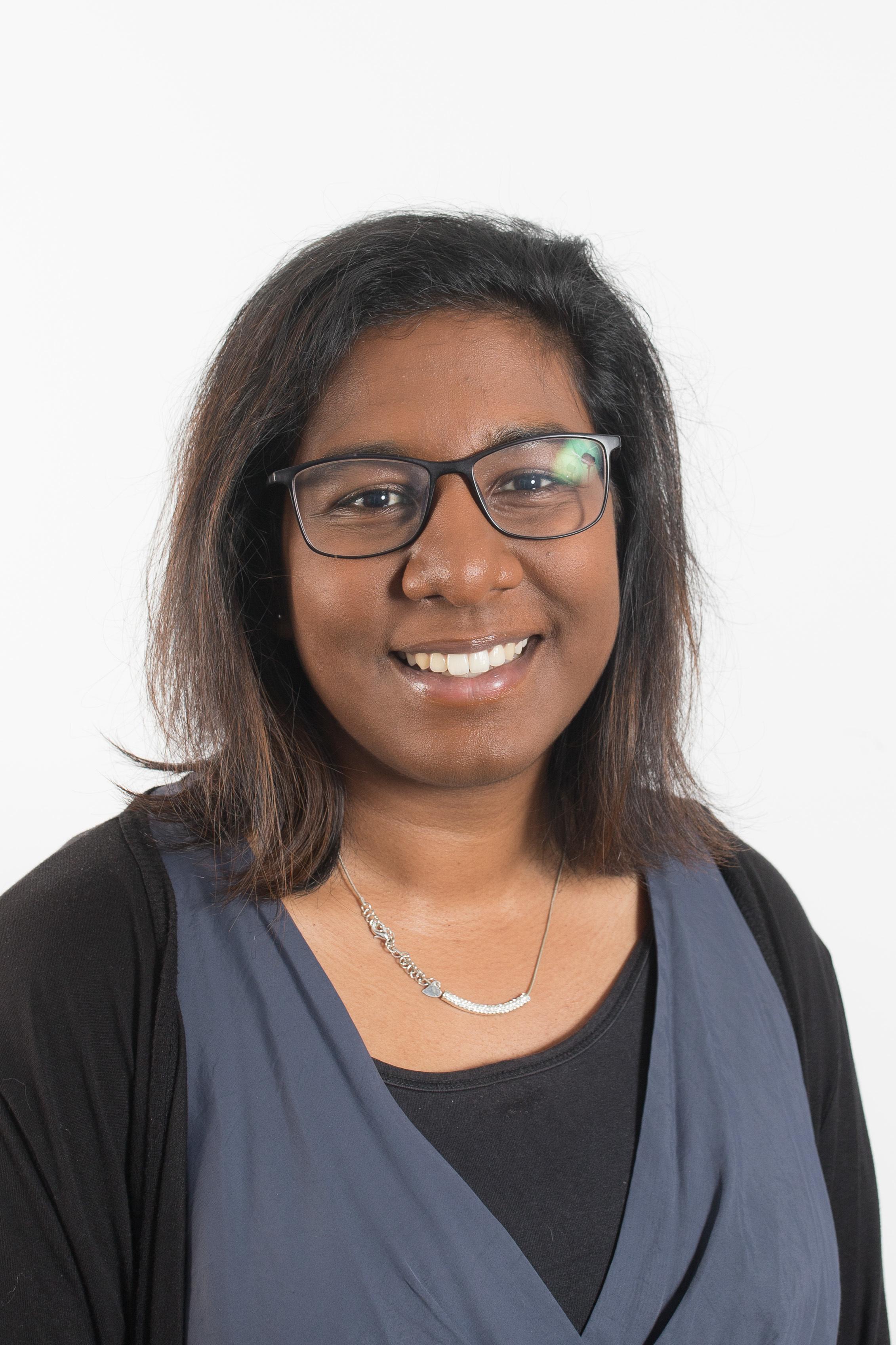 Smiling photo of Anjali