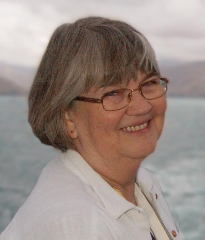 photo of Jan Ring smiling