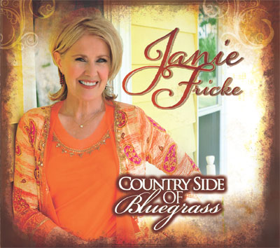 Janie Fricke - Country Side of Bluegrass
