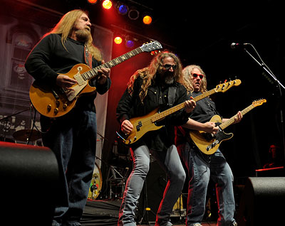 The Kentucky Headhunters (Photo courtesy Beth Gwinn)