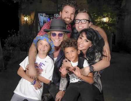 Big Kenny & Family