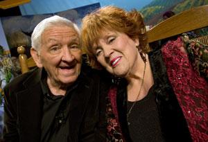 George Lindsey & Lulu Roman