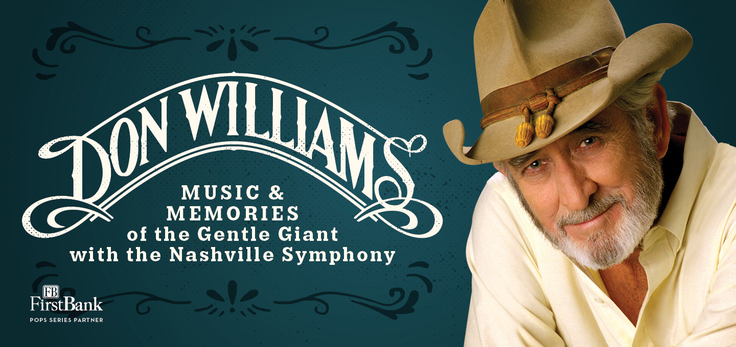 Don Williams: Music & Memories Of The Gentle Giant