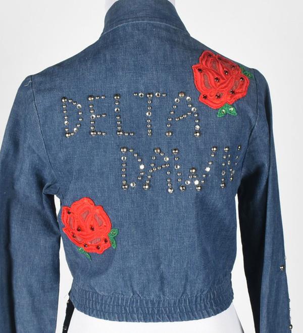 Delta Dawn jean jacket