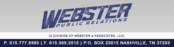 Visit Webster Public Relations