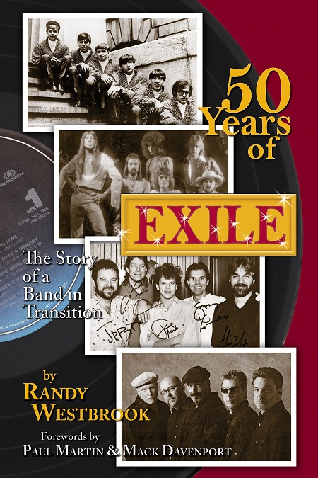 50 Years of EXILE: The Story of a Band in Transition