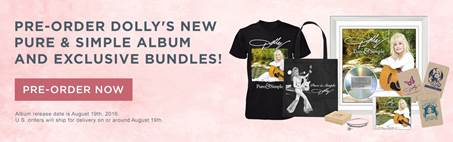 Pre-Order Pure & Simple Exclusive Bundles