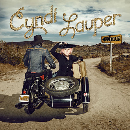 Cyndi Lauper: DETOUR