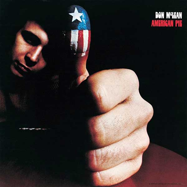 "Don McLean ""American Pie"""