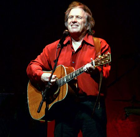 Don McLean by Keith Perry