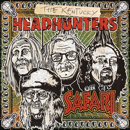 The Kentucky Headhunters: On Safari