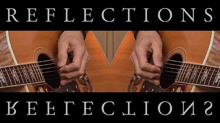 Reflections [logo]