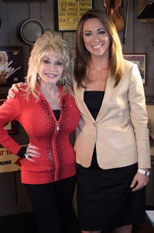 Dolly Parton / Brooke Baldwin