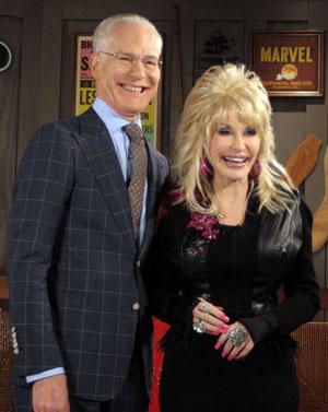 Tim Gunn / Dolly Parton