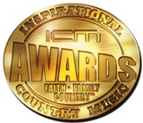 ICM Gold Awards Logo
