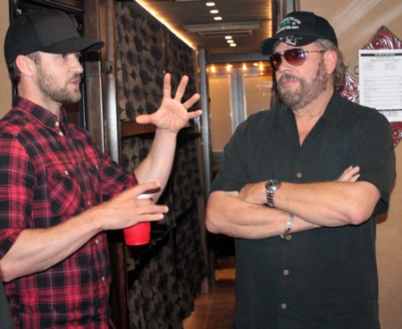 Justin Timberlake, Hank Williams, Jr.