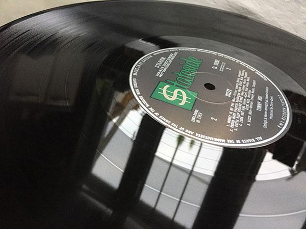 """Tommy Roe """"Dizzy"""" LP"""