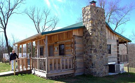 Uncle Pen's Cabin