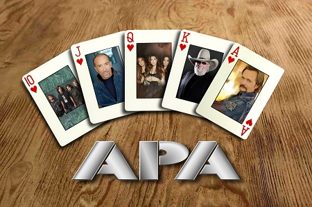 APA's royal flush