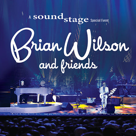 Brian Wilson & Friends [cover art]