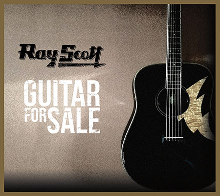 Ray Scott: 'Guitar For Sale'