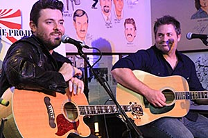 Chris Young & Kevin Collier