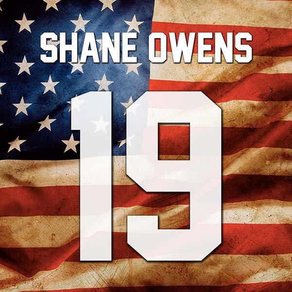 Shane Owens: 19