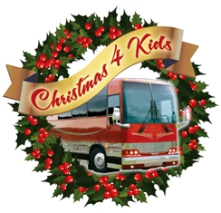 Christmas 4 Kids logo
