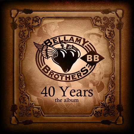 Bellamy Brothers: 40 Years, the album