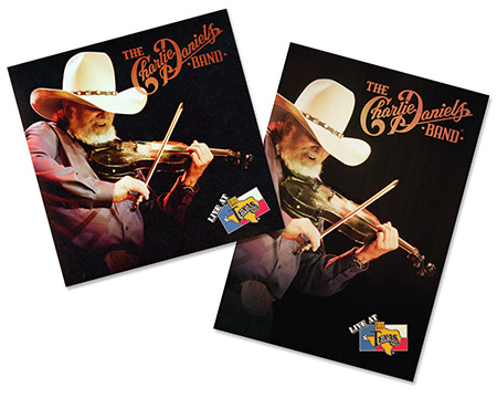 The Charlie Daniels Band - Live At Billy Bob's Texas