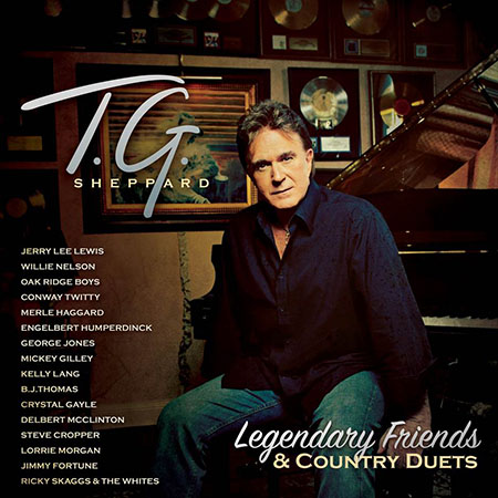 TG Sheppard: Legendary Friends & Country Duets