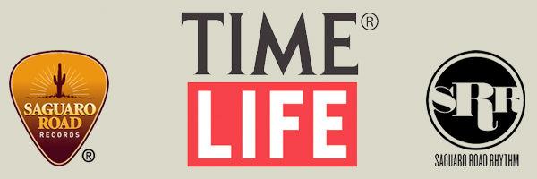 Time Life - Saguaro Road Records - Saguaro Road Rhythm