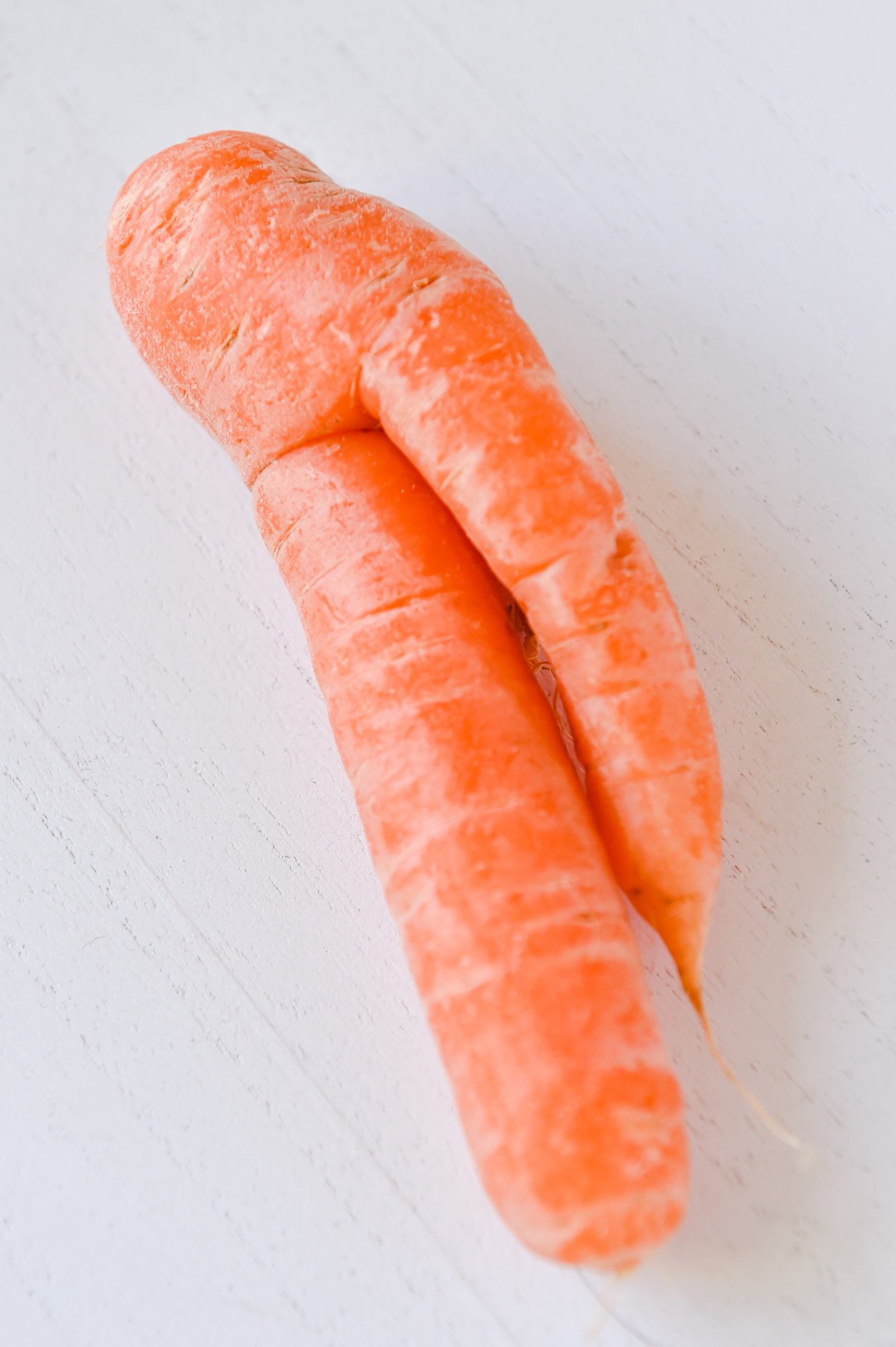Carrot 'trousers'