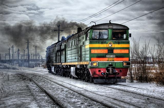 Diesel Train, Russia