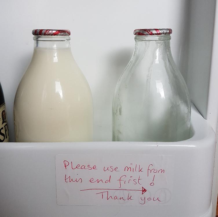 Milk Management