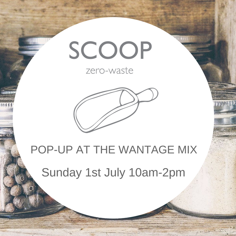 Scoop zero waste pop-up