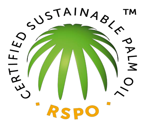 RSPO logo - certified sustainable palm oil