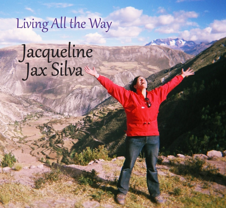 Living All the Way CD Cover