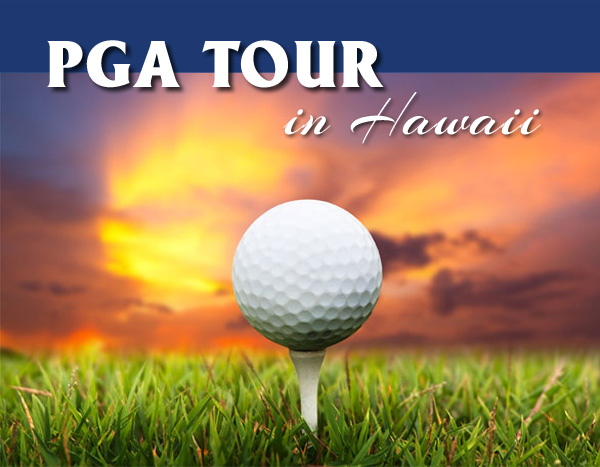 PGA Tour in Hawaii